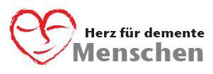 Logo Herz für demente Menschen